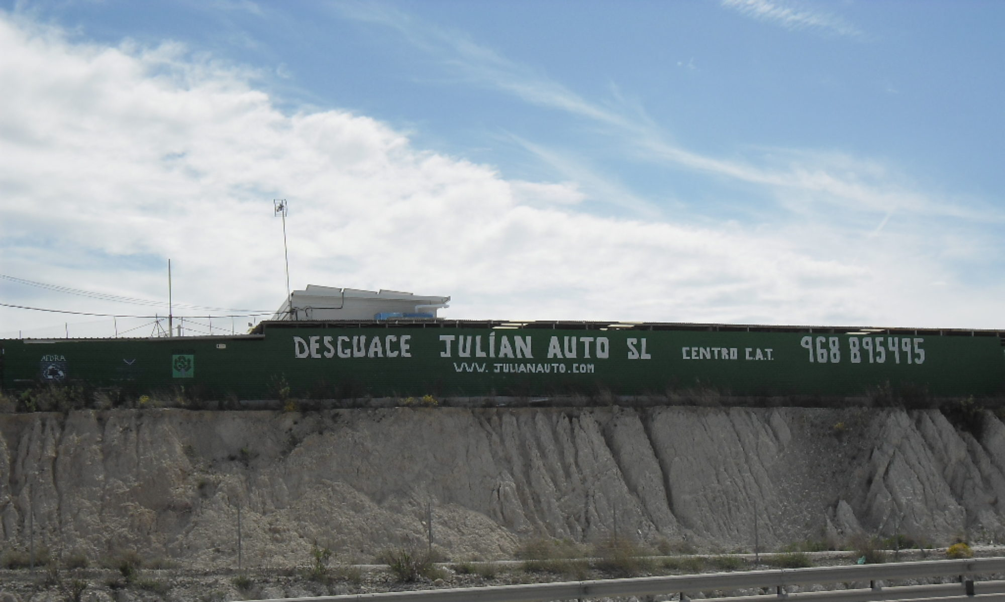 Desguace Julian Auto, s.l.